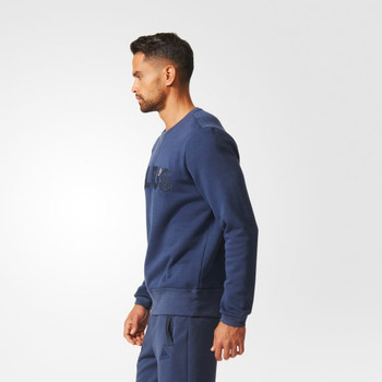 ADIDAS France Rugby Collegiate Crew Sweatshirt [navy]