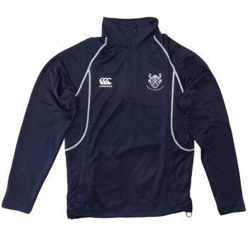CCC Classic 1/4 Zip Mid-Layer Training Top ST ANDREWS
