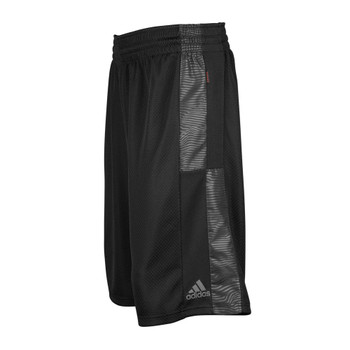 ADIDAS J Wall Check Basketball Shorts [black]