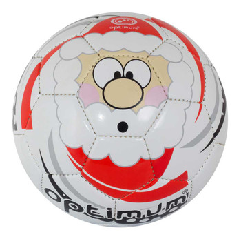 OPTIMUM christmas santa claus football - size 5