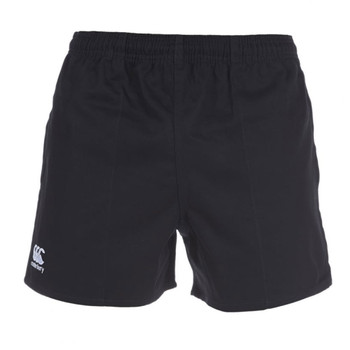 CCC professional cotton rugby short 2018 [black]