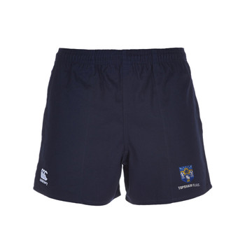 CCC Professional cotton rugby short [navy] TOPSHAM