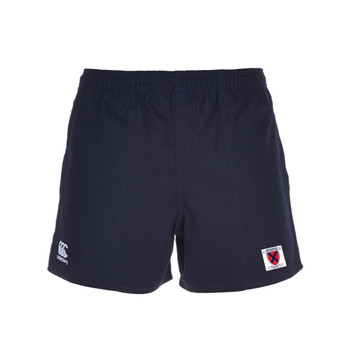 CCC professional polyester 2 rugby short [navy] BIGGLESWADE