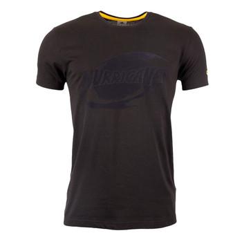 ADIDAS Hurricane rugby graphic t-shirt [black]