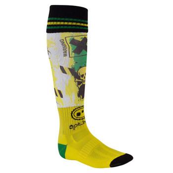 OPTIMUM Shok Sox Hazard rugby socks