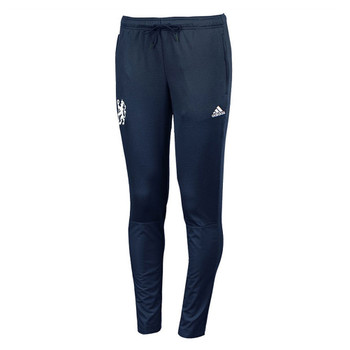 ADIDAS chelsea football slim fit training sweat pants [navy]