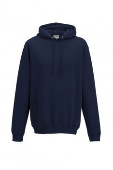 WINSCOMBE College Hoodie Oxford Navy junior with logo