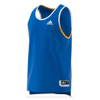 ADIDAS commander basketball jersey [royal/white]