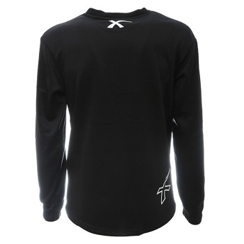 X BLADES gloucester rugby tempest training top [black]