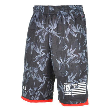 ADIDAS NBA Basketball Bulls fanwear short [black]