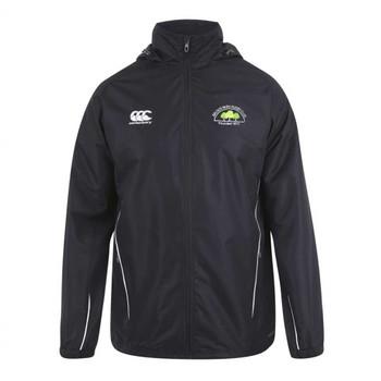 CCC team full zip rain jacket BELSIZE PARK