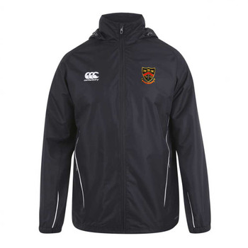 CCC team full zip rain jacket WELLINGTON