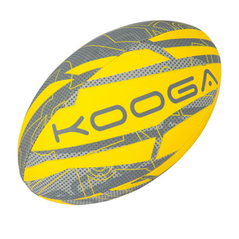 KOOGA welford training rugby ball [yellow]