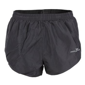 PRECISION men's running shorts [black]