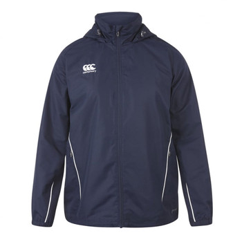 CCC team full zip rain jacket [navy]