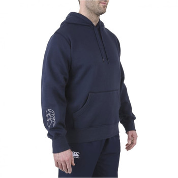 CCC team polycotton rugby hoody junior [navy]