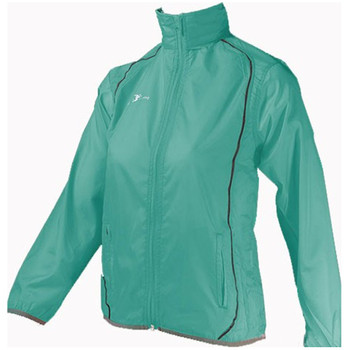 PRECISION ladies running rain jacket [turquoise]