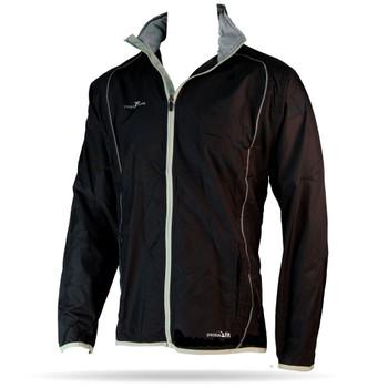 PRECISION running mens rain jacket [black]
