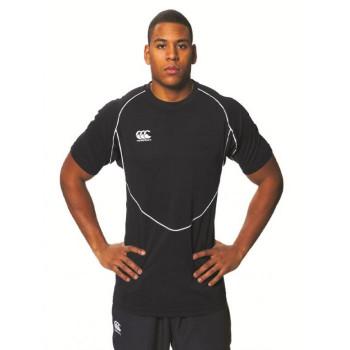 CCC club dry rugby training t-shirt [black]