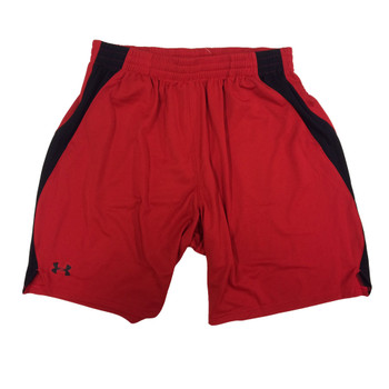 """UNDER ARMOUR 9"""" strength training short [red]"""