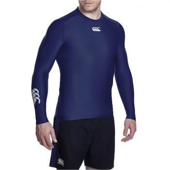 CCC thermoreg long sleeve baselayer shirt [navy]