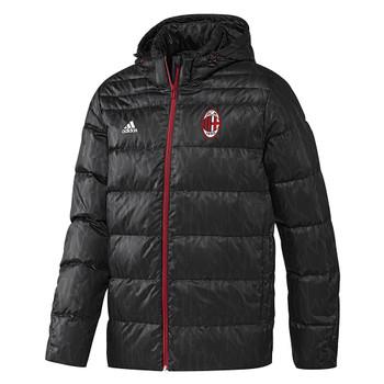 ADIDAS AC milan football padded down jacket [black]