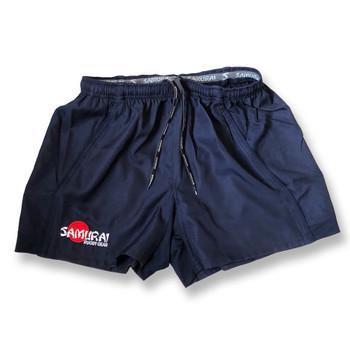SAMURAI elite rugby shorts [navy]