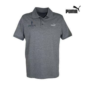 Puma America's Cup Men's Polo Shirt [grey]