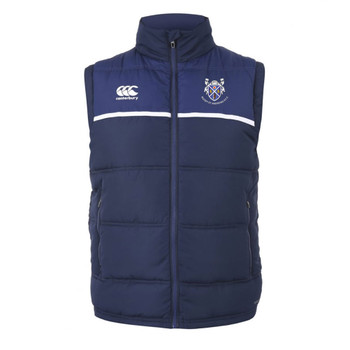 CCC Pro Gilet Rugby Padded Body Warmer ST ANDREWS