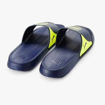 PUMA arsenal football popcat flip flop [navy]