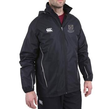 CCC team full zip rain jacket CHEDDAR CRICKET