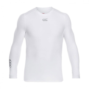 CCC thermoreg long sleeve baselayer shirt [white]
