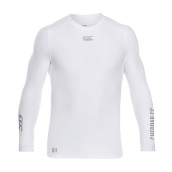 CCC thermoreg long sleeve baselayer shirt CHEDDAR CRICKET