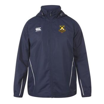 CCC team full zip rain jacket OLD HALES
