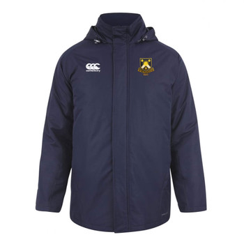 CCC team padded stadium rugby coach jacket OLD HALES