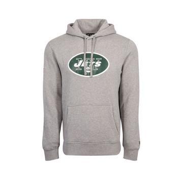 NEW ERA NY Jets team logo NFL hoodie [grey]