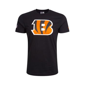 NEW ERA Cincinnati Bengals Team Logo NFL Tee Shirt [black]