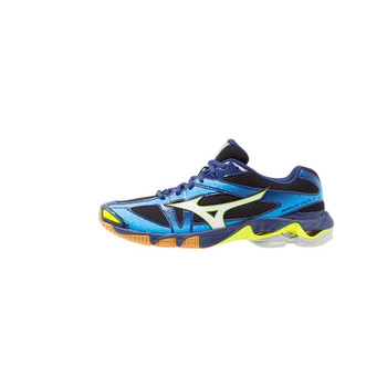 MIZUNO Wave Bolt 6 Indoor Volleyball Shoe [navy/black]
