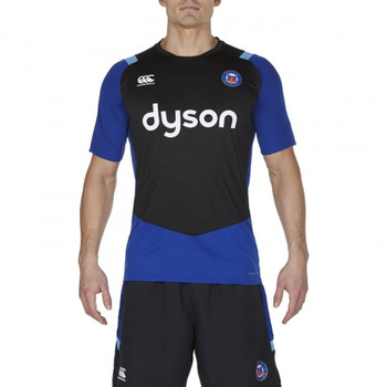 CCC Bath rugby vapodri + poly superlight Tee [black]
