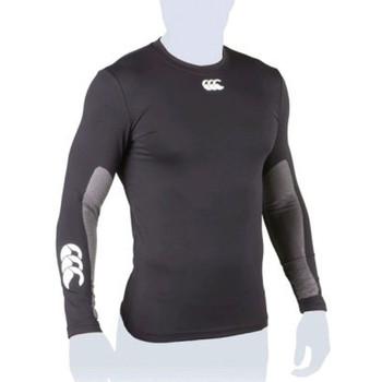 CCC baselayer cold long sleeve grip shirt [black]