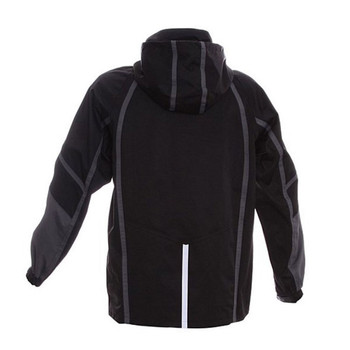 BLK rugby stratus v coaches jacket [black]
