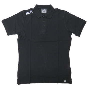 BLK rugby classic polo [black]