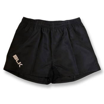 BLK T2 match rugby shorts [black]