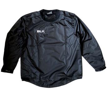BLK rugby training tek contact jacket [black]