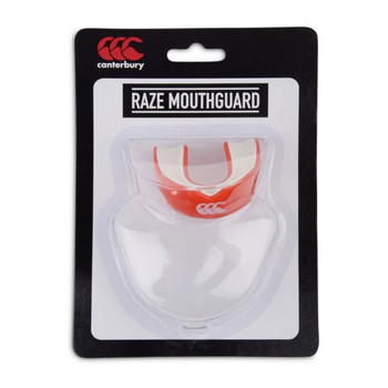 CCC raze mouthguard [red]