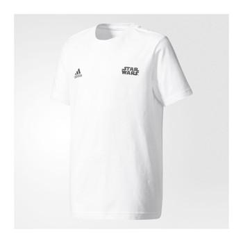 ADIDAS star wars stormtrooper tee shirt junior [white]