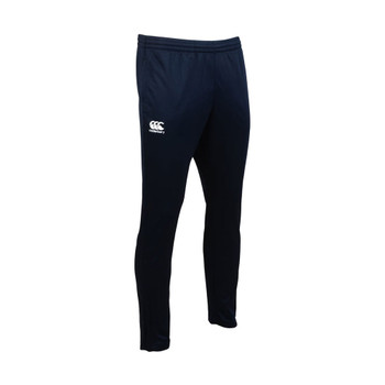 CCC  stretch tapered poly knit rugby pants [navy]