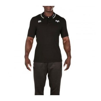 CCC ospreys rugby vapodri pique polo [tap shoe]
