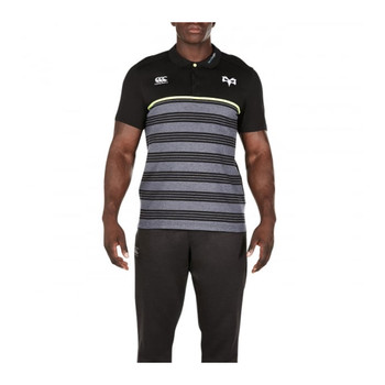 CCC ospreys rugby stripes jersey polo [tap shoe]