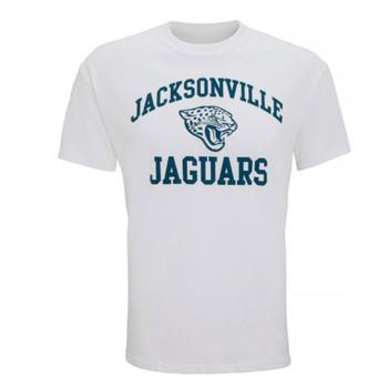 OFFICIAL jacksonville jaguars team logo NFL t-shirt [white]